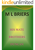 His Mate- Brothers- Duncan ( Lycan Romance )