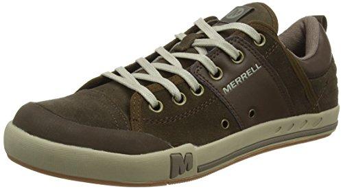 Merrell Merrellrant Dash - Baskets Basses Pour Homme Brown (black Slate)