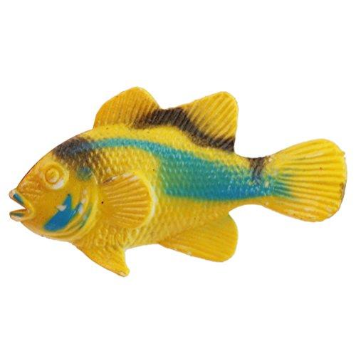 NUOLUX Ozean Tier tropischer Fisch Figur Modell Vorschul-Kinder Spielzeug-Pack 10 - 4