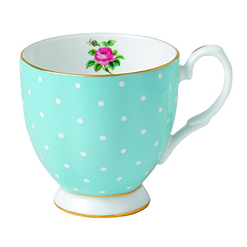 Royal Albert 0,3 litro de porcelana fina Tea Party