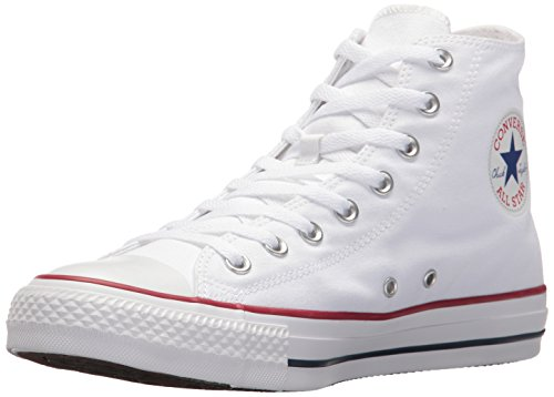 Converse Chuck Taylor All Star Season Hi Sneaker, Weiß (Optical White),39 EU (Sneakers Converse Weiße)