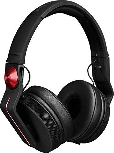 Pioneer DJ–Kopfhörer DJ hdj-700–Ausführung Farbe Rot (Dj-pioneer Kopfhörer)