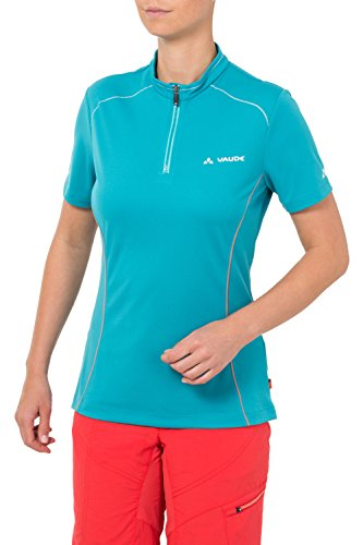 VAUDE Damen T-Shirt Women's Tamaro Shirt, Alpine Lake, 38, 05484