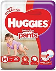 Huggies Wonder Pants, Medium Size Diapers, 20 Count