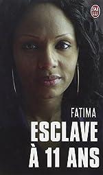 Esclave à 11 ans de Fatima