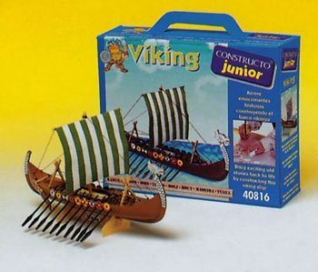CONSTRUCTO 80416 Viking Kit CNSB4116 by CONSTRUCTO