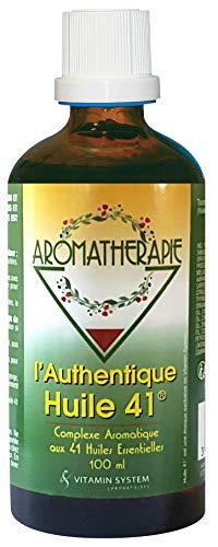 Huile 41 - 100ml - Vitamin System-L authentique HUILE 41