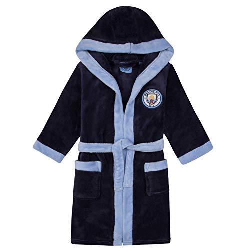 Manchester City FC   Batín Oficial Capucha   niño