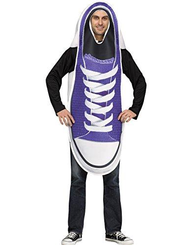 Adult Pair of Sneaker's Fancy dress costume Standard