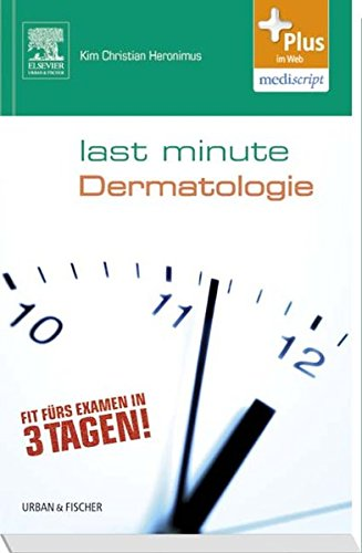 Last Minute Dermatologie