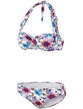 Beco Reggiseno Bikini, Coppa C Rock a Bella sui costumi da bagno, Donna, BECO Bügelbikini, C-Cup Rock-a-Bella,...