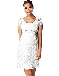 Noppies Damen Umstandsmode Kleid 70459, V-Ausschnitt Comfort Fit (Weitere Farben)