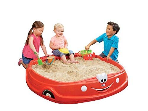Preisvergleich Produktbild Little Tikes 0712005 - Cozy Coupe Sandkasten, Sandkästen Sandspielzeug