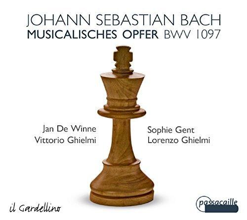 Bach: Musicalisches Opfer, BWV 1097 by Vittorio Ghielmi (2014-08-03)