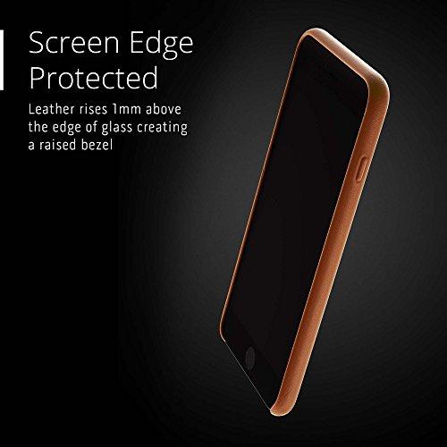 Mujjo CS-092-BK Full Leder Wallet Schutzhülle für Apple iPhone X schwarz Bräunen