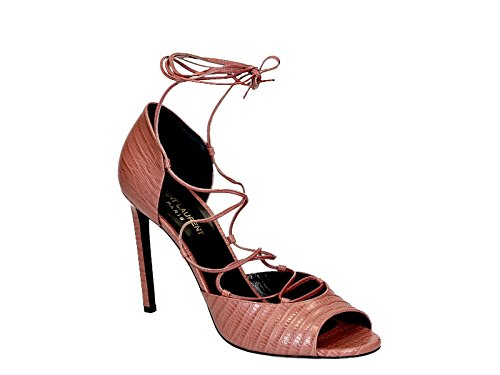 Saint-Laurent-high-heel-strappy-sandals-in-Pink-Leather-Model-number-427789-CJ500-6234