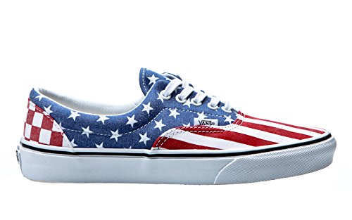 Vans Era Van Doren Stars Stripes Checker Multicolor 38
