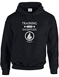 Training To Join Dauntless, Hoodie Imprimé