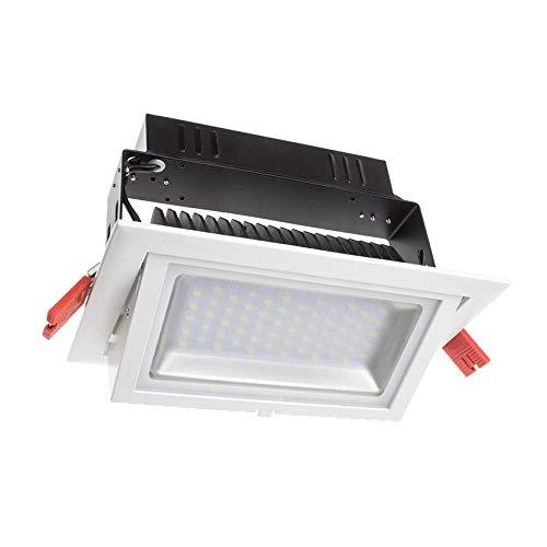 Foco Proyector LED SAMSUNG 120lm/W Direccionable Rectangular 28W LIFUD Blanco Neutro 4000K...