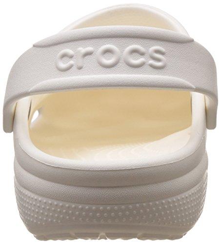 crocs Unisex-Erwachsene Coast Clogs Weiß (White)