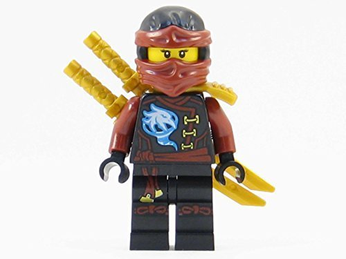 Nya - Skybound LEGO Minifigura Ninjago