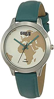 Gully by Timex Travel Analog White Dial Women's Watch-TWGYL