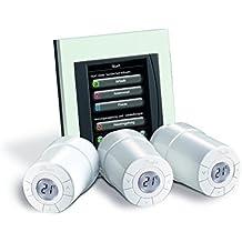 Danfoss Link Starter Kit con Controllore centrale e 3 termostati per radiatori