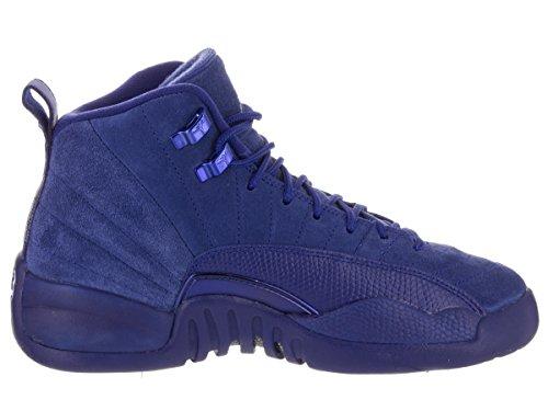 Nike Jungen 153265-400 Basketballschuhe Mehrfarbig