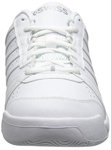 K-Swiss Performance - Ks Tfw Vendy Ii-white/silver-m, Scarpe da tennis Donna Bianco (Weiß (White/Silver))