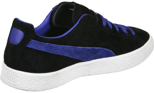 Puma - Puma Clyde Electric Blue Lemonade nero blu