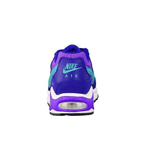 Nike Air Max Command (Gs) Calzatura PURPLE VENOM/TRB GRN-BLK-WHITE