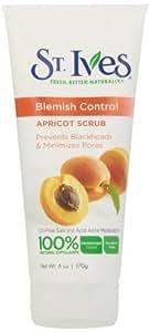 St Ives Swiss Formula Apricot Scrub Blemish & Blackhead Control by St. Ives [Beauty] (English Manual)