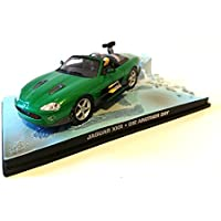 Jaguar XKR JAMES BOND 007 Meurs un autre jour - 1/43 MODEL DY006