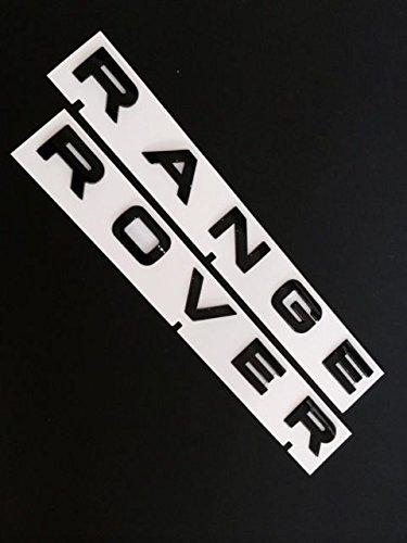 Wappen Schreiben (Gamma Kofferraum Heckklappe Buchstaben schreiben Ant. Wappen Post Vogue Sport rrc1)