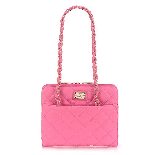 sandy-lisa-st-tropez-quilted-purse-carrying-bag-for-tablet-pink-gold