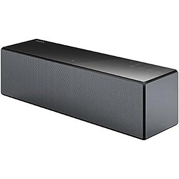 Sony SRS-X88 Enceinte Portable sans Fil Bluetooth, WiFi, Multi-Room, Hi-Res Audio