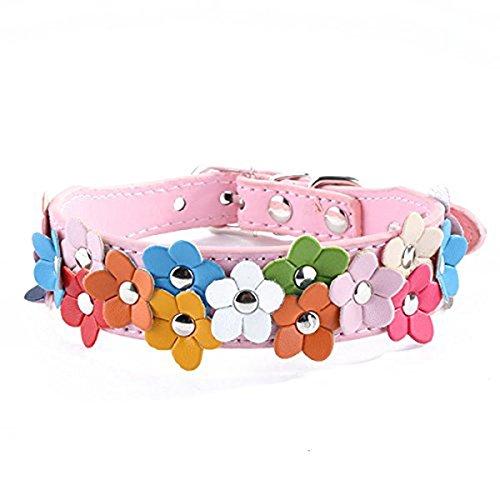 winomo-fashion-flower-decor-soft-adjustable-pet-dog-cat-puppy-safety-collar-m-pink