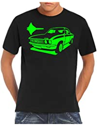 Youngtimer-opel manta a bauheihe touchlines t-shirt taille s à 5XL