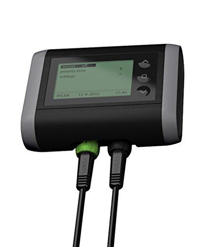 Elektrischer Algenvernichter T-Flow Tronic Algenentferner Bedienungsdisplay