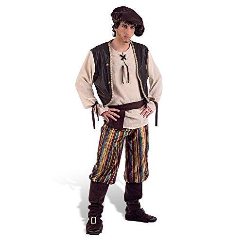 Mittelalterliche Wirt Kostüm - Limit Sport mittelalterlichen Wirt-Kostüm für Erwachsene, Größe M (MA856)