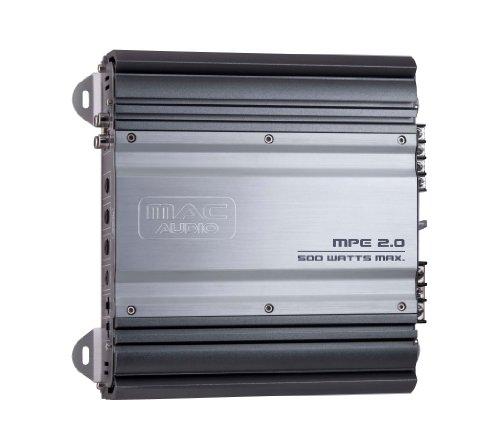 Mac Audio MPExclusive 2.0 Stereo-Endstufe (500 Watt)