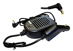 Toshiba Satellite Pro C850-1LC Chargeur Adaptateur CC pour voiture (allume cigare)