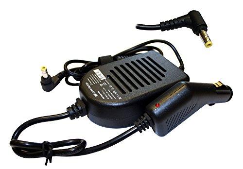 teway W340UA, Gateway W340UI, Gateway W350A, Gericom Ego MS1003 Kompatibler Laptop Netzadapter Auto Ladegerät ()