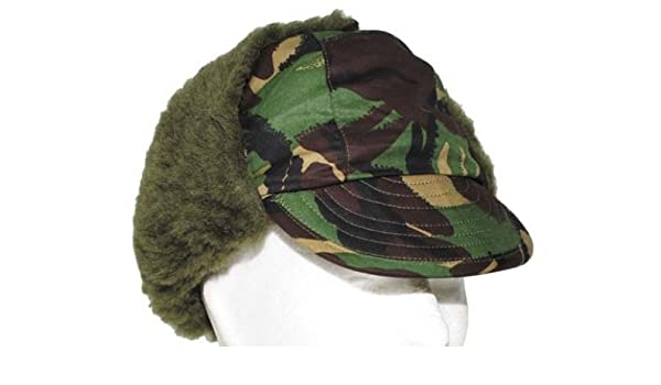 a6eb4de2f45 Max Fuchs Men s GB Winter Cap DPM Camo Like New  Amazon.co.uk ...