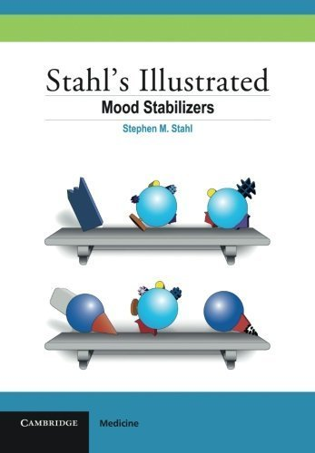 Stahl's Illustrated Mood Stabilizers by Stephen M. Stahl (2009-04-13)