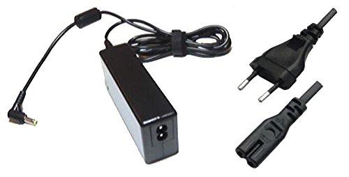 Universal Ersatznetzteil passend/ Netzteil/ Adapter / Ladegerät / Stromversorgungskabel (EU-Stecker) wird mitgeliefert für 12V DC 5A 4A 3A 2A 1A 500mA LCD / Monitor 220V Anschluss: 5,5mm x 2,5mm Fp Lcd