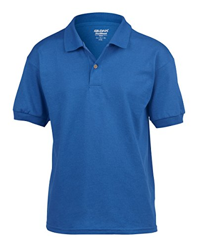 HS-Distributors - Polo - Homme - marron - Large Tkyfik