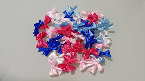 Farben zur Auswahl Bänder für die Dekoration Geschenk (Satin-bögen)