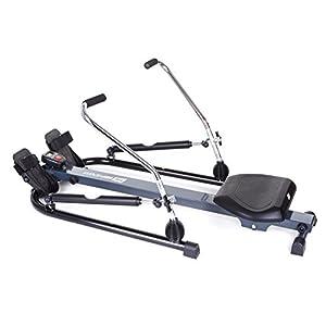 Hop-Sport Rudergerät Wing HS-020R Rudermaschine mit Computer verstellbare Sitzhöhe
