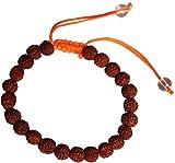 #8: Shiva Rudraksha 100% Original Religious Rudraksh Adjustable Design Bracelet